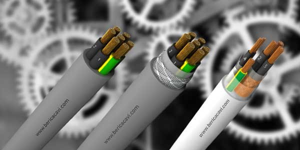 INDUSTRIAL AUTOMATION CABLES
