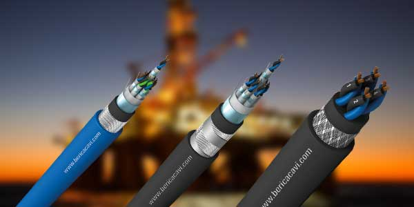 Instrumentation cables Oil and Gas
